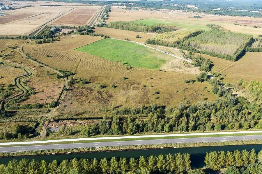 Luchtfoto Loozerheide, Kempen~Broek (foto: Erwin Christis)