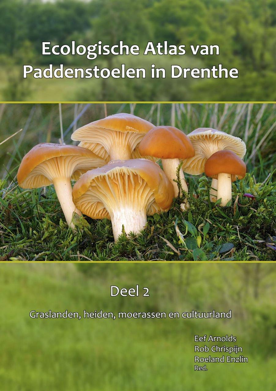 Nature Today | De Drentse paddenstoelenatlas verschijnt ...
